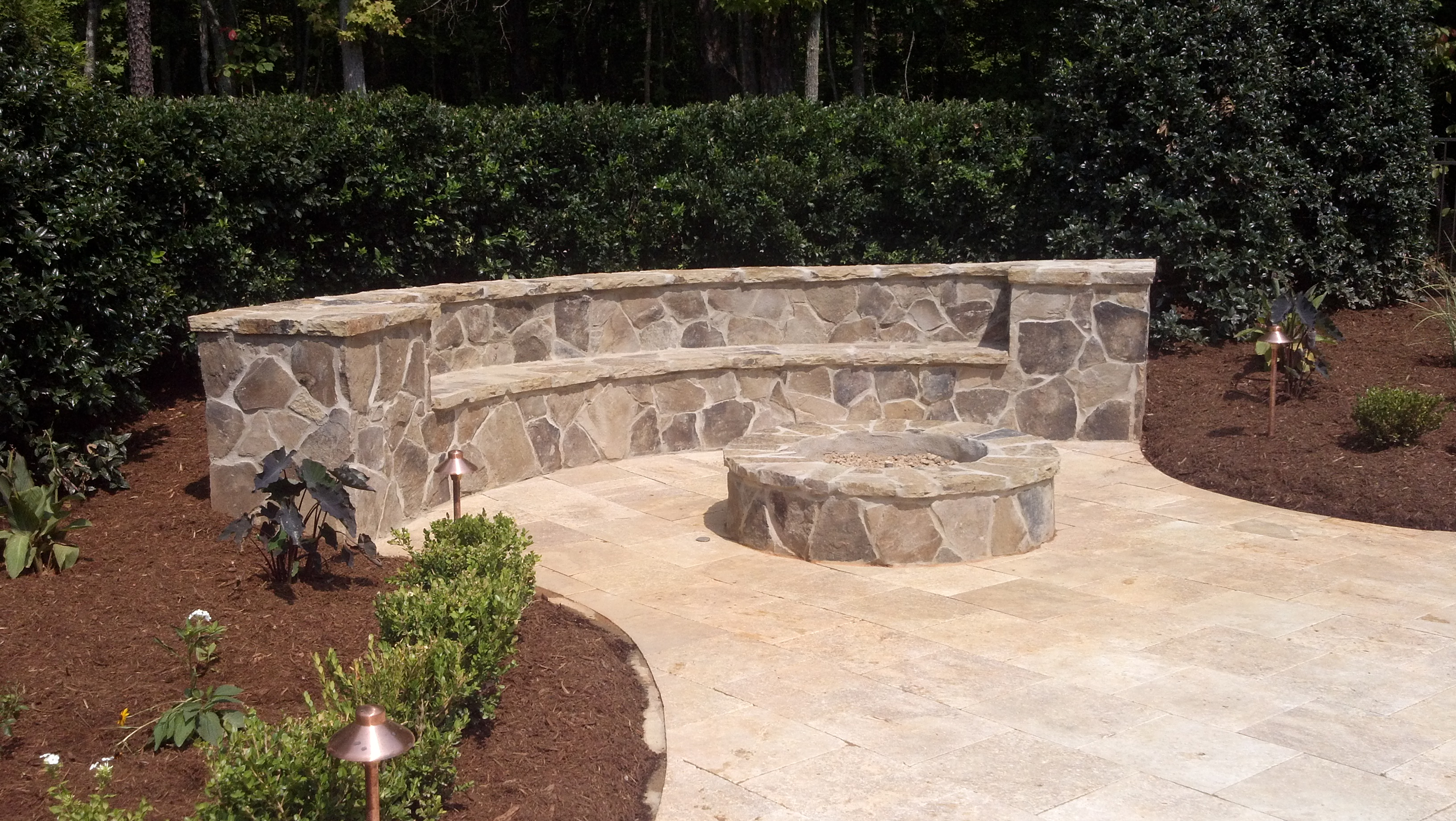 Earthworks Landscaping in Charlotte