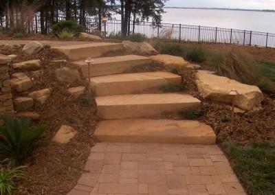 Steps Close